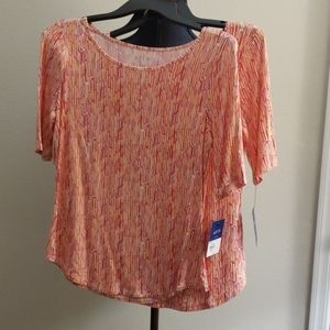 APT 9 LOT OF 2 LADIES PETITES TSHIRTS SZ XS